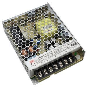 【10個】12V/8.5A/102W ミンウェル ACアダプター【Meanwell:NES-100-12】メタル製|kaito-shop2011