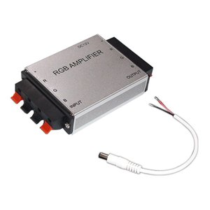 [電気量の増幅に] 3Ax3ch 9A対応 RGBフルカラーLED テープライトアンプ 12V/24V  [1セット] kaito-shop2011