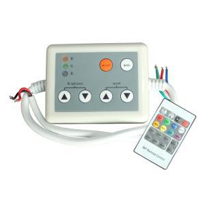 [RGBテープライトの調光に] 8Ax3 防水RGBコントロールユニット【RFリモコン付】RFR20-24A [1セット] kaito-shop2011