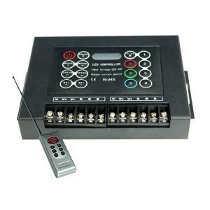 [RGBテープライトの調光に] 8Ax3chx2系統 RGBコントロールユニット【RFリモコン付】RF48A [1セット] kaito-shop2011