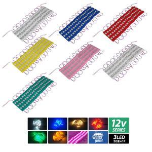 LEDモジュール(HQ 5730) 12V 3LED 20連 [単体] kaito-shop2011