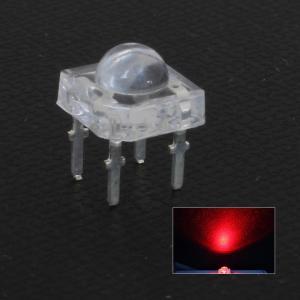 Kaito3235(100個) LED FLUX 5mm 赤色 OptoSupply 3000〜4000mcd OSR5PAZ2C1D|kaito-shop