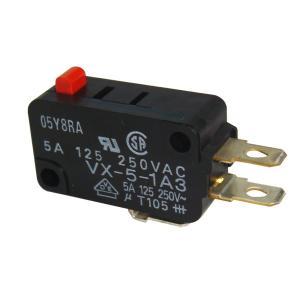 Kaito7748(10個) オムロン VX-5-1A3 形VX 小形基本スイッチ (ピン押ボタン形)|kaito-shop