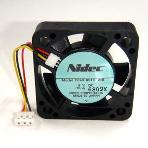 D04X-05TH-21B(10個) 冷却ファン D04X-05TH-21B 5V/0.16A [NIDEC] kaito-shop