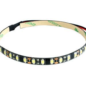 [350cm×1本] 高密度(120LED/1M) 12V LEDテープライト 防水 黒ベース kaito-shop