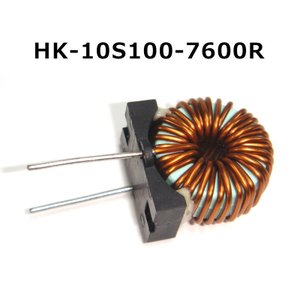 HK-10S100-7600R(100個) ノイズフィルター用コイル HK-10S100-7600R [TOHO ZINC]|kaito-shop