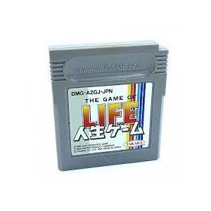 【送料無料】【中古】GB 任天堂 ゲームボーイ 人生ゲーム(箱説付き) kaitoriheroes2
