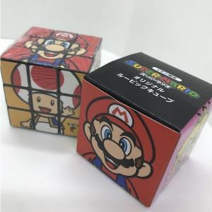【送料無料】【新品】Toy スーパーマリオ オリジナル ルービックキューブ イオン限定(箱付き) kaitoriheroes2