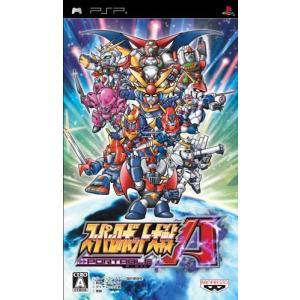 【送料無料】【中古】PSP スーパーロボット大戦A PORTABLE プレイステーションポータブル kaitoriheroes2