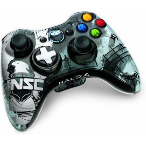 【送料無料】【中古】Xbox 360 ワイヤレス コントローラー SE (Halo 4 リミテッド エディション)|kaitoriheroes2