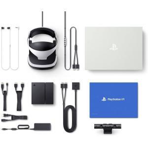 【訳あり】【送料無料】【中古】PS4 PlayStation 4 PlayStation VR PlayStation Camera 同梱版 CUH-ZVR1 CUHJ-16001 カメラ バーチャル(箱説付き)|kaitoriheroes2