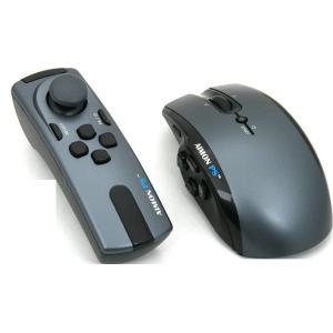 【送料無料】【中古】PC PS3/PC AIMON PS ELITE Wireless Game Controller / ワイヤレスマウスコントローラー(箱説付き) kaitoriheroes2