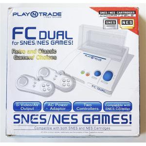 【訳あり】【送料無料】【中古】FC ファミコン FC DUAL (ファミコン&スーパーファミコン互換機)(箱説付き) kaitoriheroes2