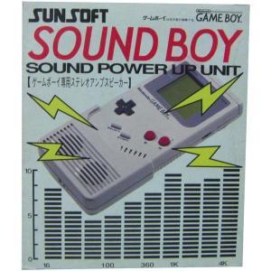 【送料無料】【中古】GB 任天堂 ゲームボーイ サウンド ボーイ GB用 SOUND BOY サンソフト kaitoriheroes2