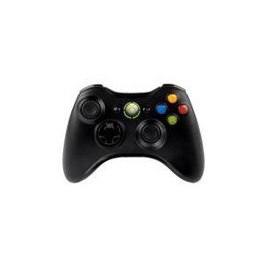 【訳あり】【送料無料】【中古】Xbox 360 ワイヤレス コントローラー (リキッド ブラック) ...
