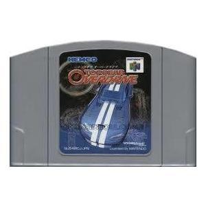 【送料無料】【中古】N64 任天堂64 トップギアオーバードライブ kaitoriheroes2