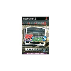 【送料無料】【中古】PS2 プレイステーション2 電車でGO!3 通勤編