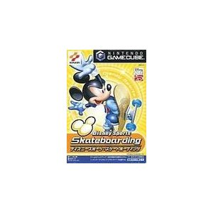 【送料無料】【中古】GC ゲームキューブ Disney Sports: Skateboarding|kaitoriheroes2