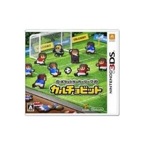 【送料無料】【中古】3DS ポケットサッカーリーグ カルチョビット|kaitoriheroes2