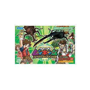 【送料無料】【中古】GBA ゲームボーイアドバンス 甲虫王者...