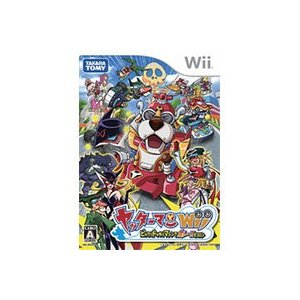 【送料無料】【中古】Wii ヤッターマンWii ビックリドッキリマシンで猛レースだコロン|kaitoriheroes2