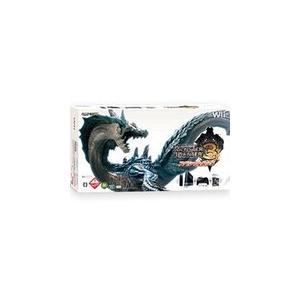 【送料無料】【中古】Wii モンスターハンター3 (トライ) スペシャルパック (「Wii (クロ) (「Wiiリモコンジャケット」同梱) 」(箱説付き)|kaitoriheroes2