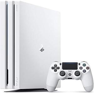 【送料無料】【中古】PS4 PlayStation 4 Pro グレイシャー・ホワイト 1TB (CUH-7000BB02)|kaitoriheroes2