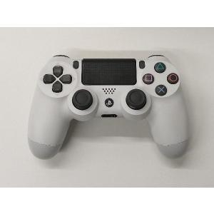 【送料無料】【中古】PS4 ワイヤレスコントローラー (DUALSHOCK 4) グレイシャー・ホワイト プレイステーション4 プレステ4|kaitoriheroes2