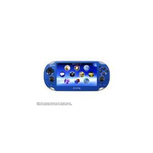 【送料無料】【中古】PlayStation Vita (プレイステーション ヴィータ) サファイア・ブルー (PCH-1000 ZA04) 本体 kaitoriheroes2