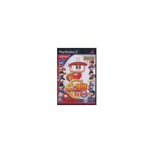 【送料無料】【中古】PS2 プレイステーション2 実況パワフルプロ野球13 決定版|kaitoriheroes2