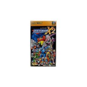 【送料無料】【中古】SFC スーパーファミコン ロックマンX2|kaitoriheroes2