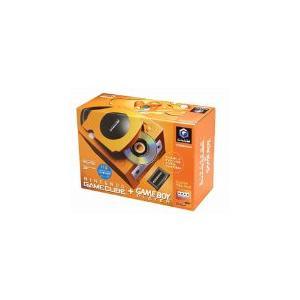 【送料無料】【中古】GC ゲームキューブ NINTENDO GAMECUBE エンジョイプラスパック オレンジ 本体(箱説付き)|kaitoriheroes2