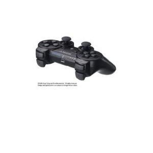 【送料無料】【中古】PS3 ワイヤレスコントローラー (SIXAXIS) ブラック ソニー純正品 プレステ3|kaitoriheroes2