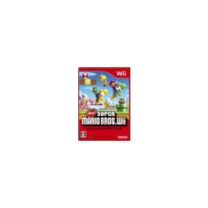 【送料無料】【中古】Wii New スーパーマリオブラザーズ Wii ソフト kaitoriheroes2