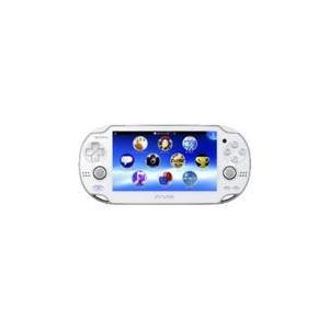【訳あり】【送料無料】【中古】PlayStation Vita ヴィータ 3G/Wi‐Fiモデル クリスタル・ホワイト (限定版) (PCH-1100 AB02) kaitoriheroes2