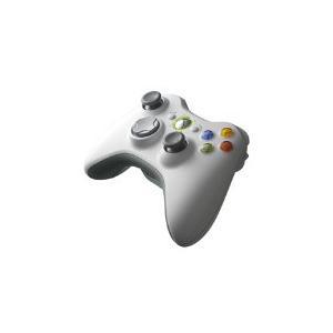 【訳あり】【送料無料】【中古】Xbox 360 ワイヤレスコントローラー(ホワイト) マイクロソフト