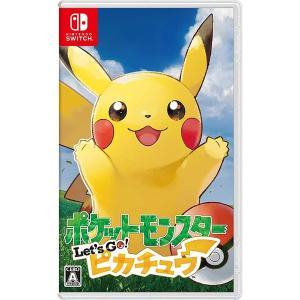【送料無料】【中古】Nintendo Switch ポケットモンスター Let's Go! ピカチュウ- Switch|kaitoriheroes2