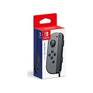 【送料無料】【中古】Nintendo Switch Joy-Con (L) グレー ジョイコン スイッチ LのみRなし|kaitoriheroes2