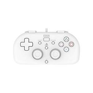 【送料無料】【中古】PS4 PlayStation 4 ワイヤードコントローラーライト for PS4 ホワイト ホリ|kaitoriheroes2