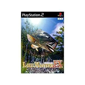 【送料無料】【中古】PS2 プレイステーション2 レイクマスターズEX Super 釣り つり|kaitoriheroes2