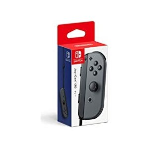 【訳あり】【送料無料】【中古】Nintendo Switch Joy-Con (R) グレー ジョイコン スイッチ RのみLなし|kaitoriheroes2