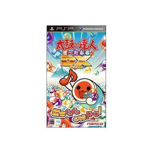 【送料無料】【中古】PSP 太鼓の達人ぽ~たぶるDX (特典なし)|kaitoriheroes2