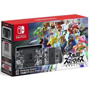 【欠品あり】【送料無料】【中古】Nintendo Switch 大乱闘スマッシュブラザーズ SPECIALセット ソフトなし|kaitoriheroes2