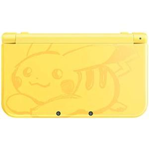 【送料無料】【中古】3DS Newニンテンドー3DS LL ピカチュウ【イエロー】|kaitoriheroes2