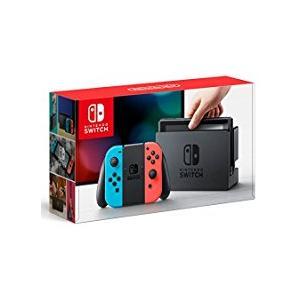 【送料無料】【中古】Nintendo Switch Joy-Con (L) ネオンブルー/ (R) ネオンレッド ニンテンドースイッチ(箱付き)|kaitoriheroes2