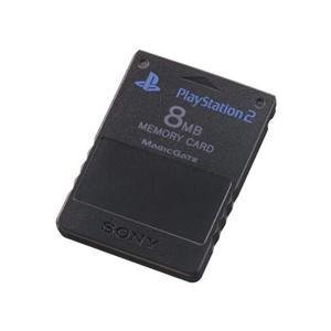【送料無料】【中古】PS2 プレイステーション2 PlayStation 2専用メモリーカード(8M...