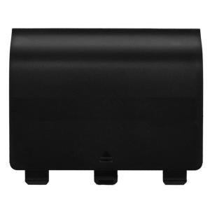 【送料無料】【新品】Xbox One専用 バッテリーカバー 黒 ブラック 電池カバー コントローラー...