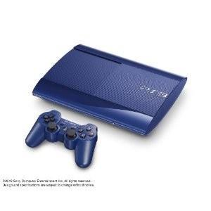 【送料無料】PS3 PlayStation 3 プレイステーション3 250GB アズライト・ブルー (CECH-4000B AZ) 本体|kaitoriheroes
