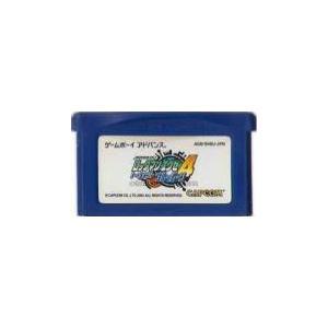 【送料無料】GBA ゲームボーイアドバンス ロックマンエグゼ4トーナメント ブルームーン ソフト|kaitoriheroes