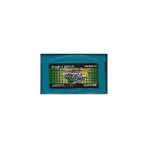 【送料無料】GBA ゲームボーイアドバンス ロックマンエグゼ5 チームオブカーネル ソフト|kaitoriheroes